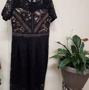 Dresses & Skirts - Soft lace swing dress